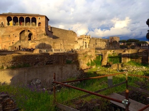 Roman Ruins © Rosa Castañeda
