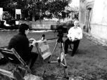 Documenting Mi Abuelo's Stories © Rosa Castañeda 2014