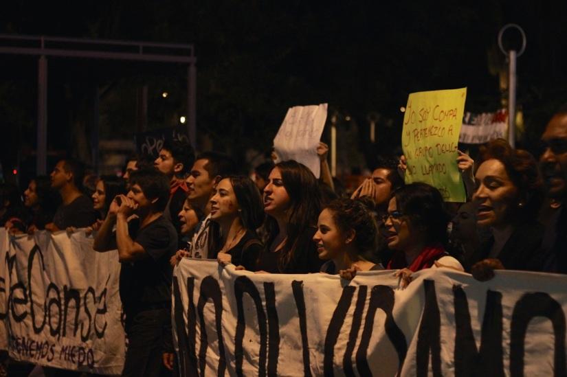 #1DMX: La Lucha Persiste, No HemosCedido